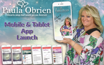 Paula Obrien Mobile & Tablet App Launch