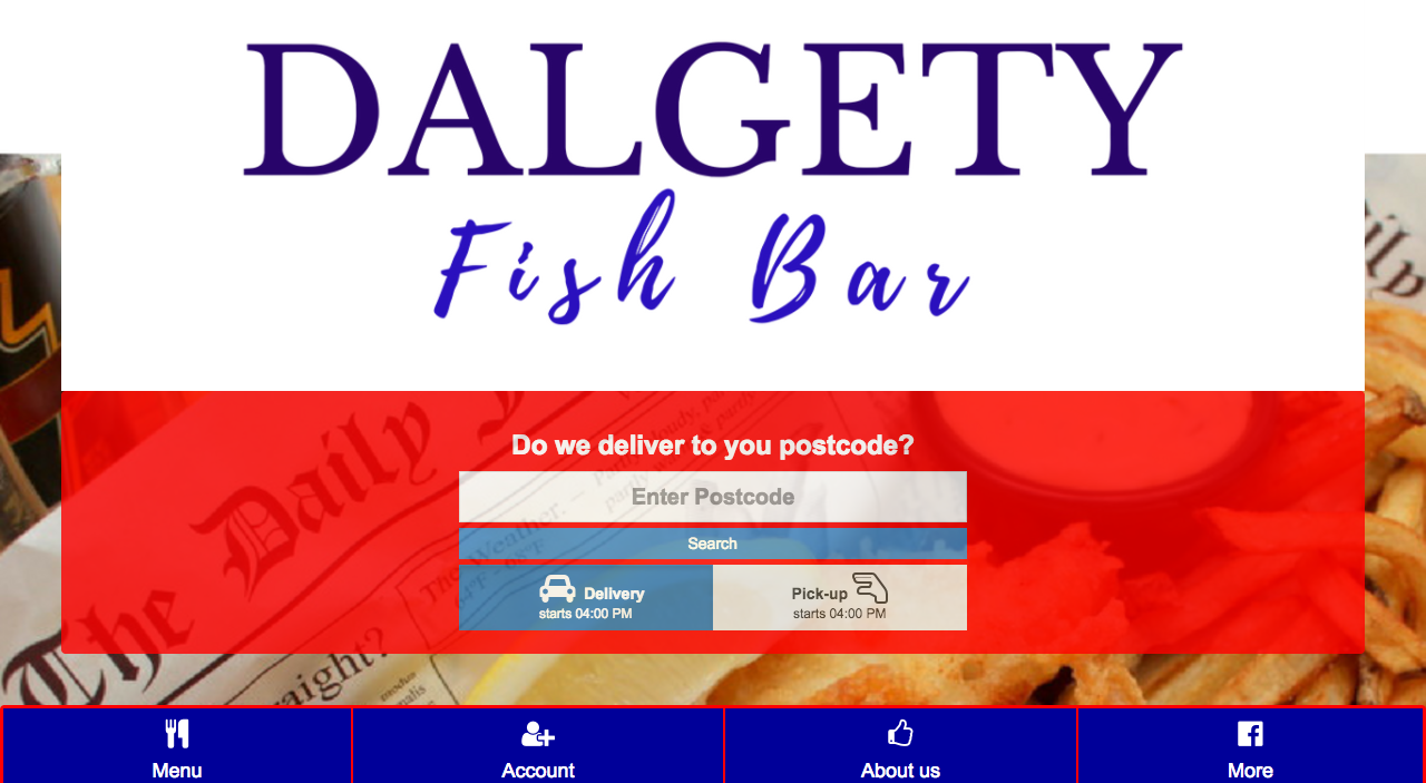 DALGETY FISH BAR