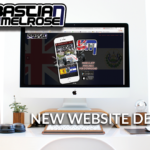 SEBASTIAN MELROSE NEW WEBSITE DESIGN